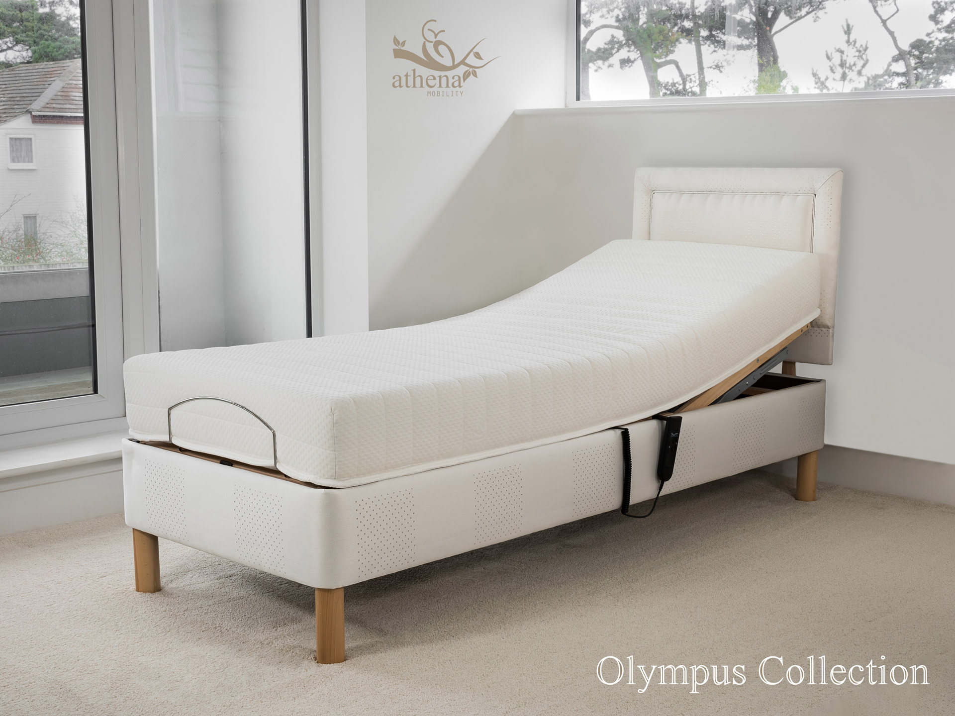 Athena Mobility | Olympus Bed Collection