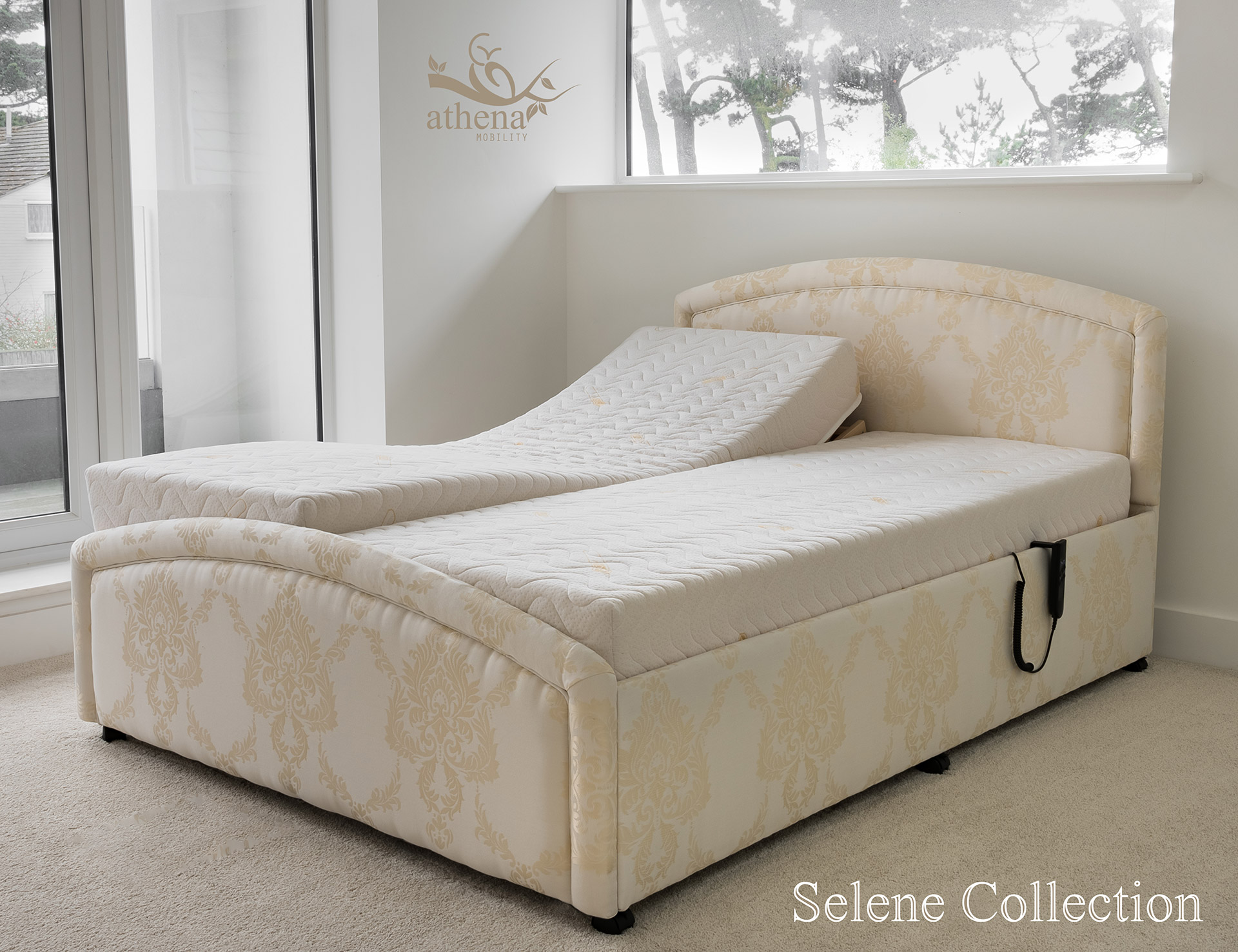 Athena Mobility | Selene Bed Collection